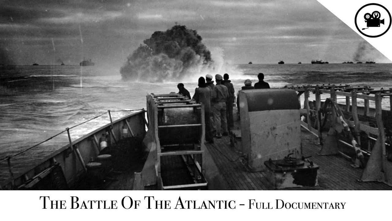 Battlefield : Documentary – SE02 EP02 – The Battle of the Atlantic
