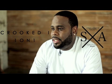 Street Approved A look Into The Eyes Of Crooked I