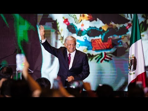 What Mexico's President-Elect Thinks of Donald Trump | NYT News