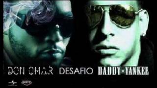 Don Omar ft Daddy Yankee - Desafio LYRICS REGGAETON 2010, 2011