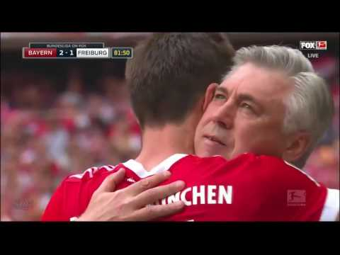 MUST WATCH! Xabi Alonso and Phillip Lahm: Subbed Out for the Last Time in there Career! Emotional 😥😭