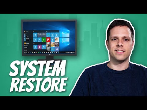 How To Use System Restore To Fix Your Windows 10 Computer
