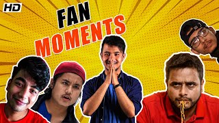 Fan Moments of Stand-up Comedian | NG Vines