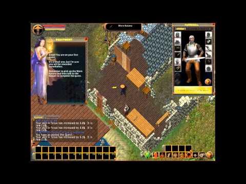 ★Premiers Pas #007★ Ultima Online – Episode 01 : Iso 1997