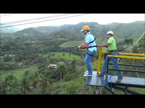 Tarzan Swing - The Most Exciting Excursion in Punta Cana