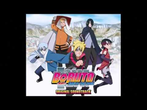 Boruto: Naruto the Movie OST #32 Naruto and Boruto