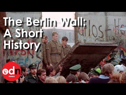 The Berlin Wall: