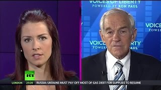 [461] Ron Paul on Illegal Syria War, Terror Blowback and the Tea Party Hijacking