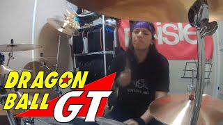 Dragon Ball GT - Dan Dan Kokoro Hikareteku - Drum Cover (By Boogie Drum)