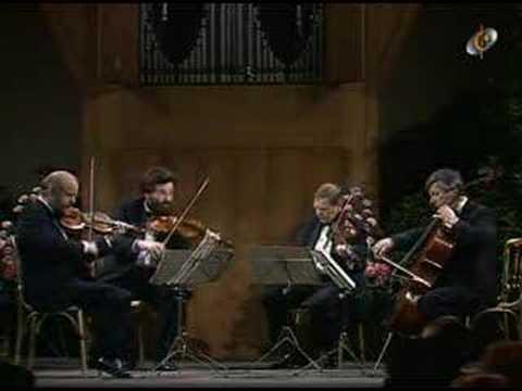 Beethoven String Quartet Op. 18 No. 6 3rd mvt.
