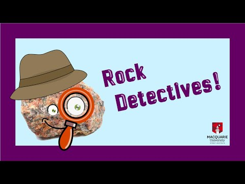 Rock Detectives! Granite: Where are We?