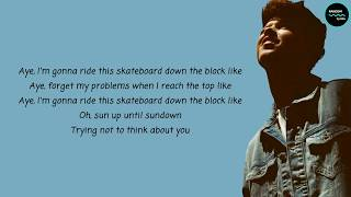 Skateboard - Jacob Sartorius Lyrics