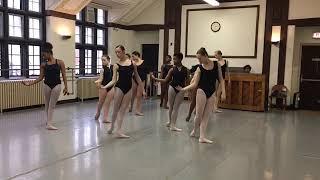 Ballet Classwork Preview