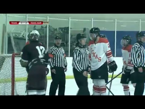 Texas vs. Texas A&M – Ice Hockey – February 12, 2016