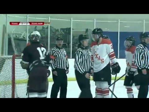 Texas vs. Texas A&M – Ice Hockey – February 12, 2016
