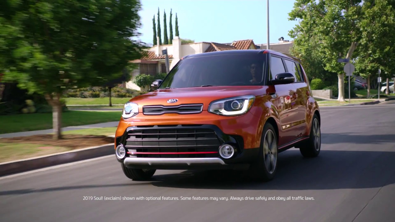 2019 Kia Soul | Room for Adventure
