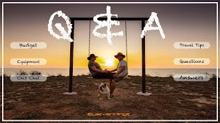 Just Vanning It - Q&A|Budget|Equipment|Questions|Answers|Freecamping|Budget camping|Travel Australia