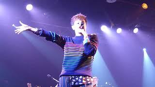 """眼淚教我的事 @ 何韻詩""""Dear Self, Dear World""""世界巡演—台灣場"""