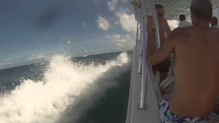 Speed Boat Jumping