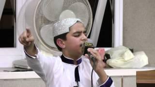 (18-08-2015 Masjid Khizra Glasgow) Naat-Ab Tu Bas Aik He Dhun Hai by Ismail Hussain Sb