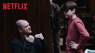 Nawiedzony dom na wzgórzu | Materiały dodatkowe: za kulisami 6. odcinka [HD] | Netflix