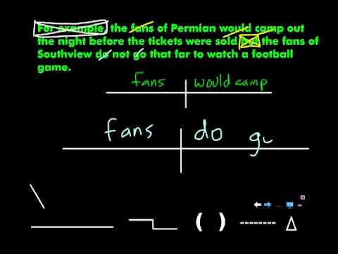 Sentence diagram simple predicate e part 2 youtube sentence diagram simple predicate e part 2 ccuart Images
