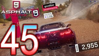 ASPHALT 9 Legends Switch Walkthrough   Part 45   Multiplayer