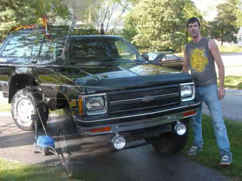 1991 Chevy Blazer 4x4 Youtube