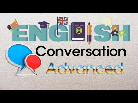 Real English Conversation Advanced 08