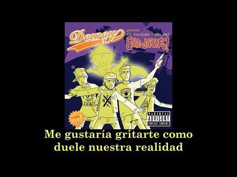 Dewey - Mentiras (Lyrics)