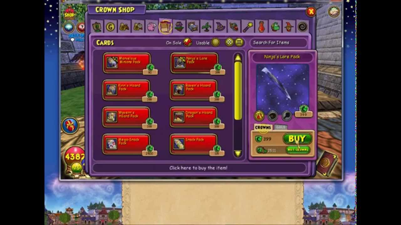 Wizard 101 Hoard Packs - Are They Worth It?
