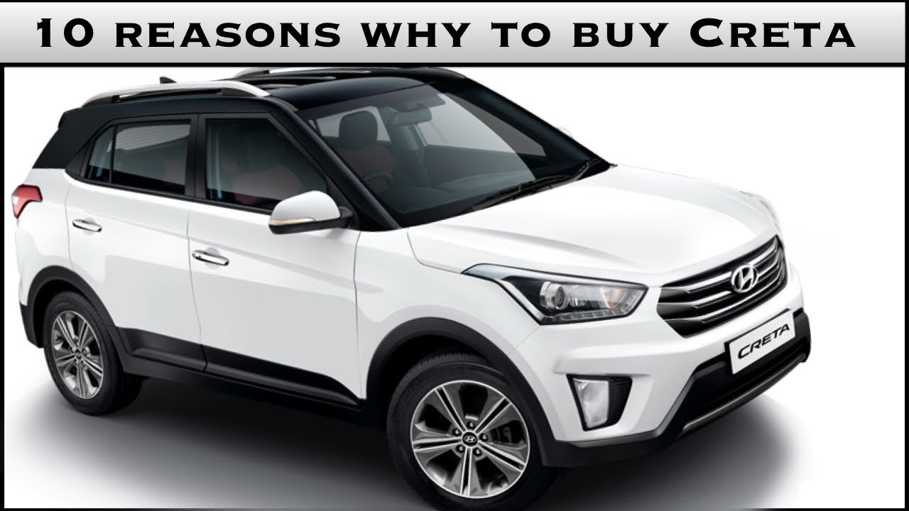 Top 10 Reasons To Buy Hyundai Creta Over Jeep Compass And Ford