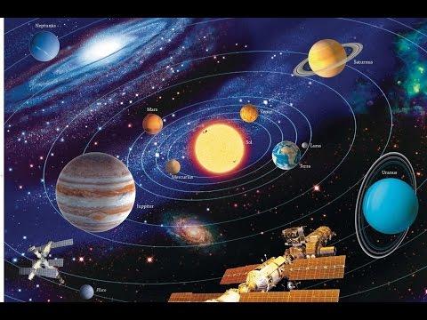 INTRODUZIONE- Sistema Solare #1