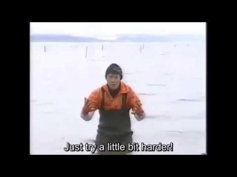 Inspirational japanese man