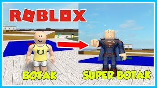THE BALD SUPERMAN UPIN!! -ROBLOX UPIN IPIN