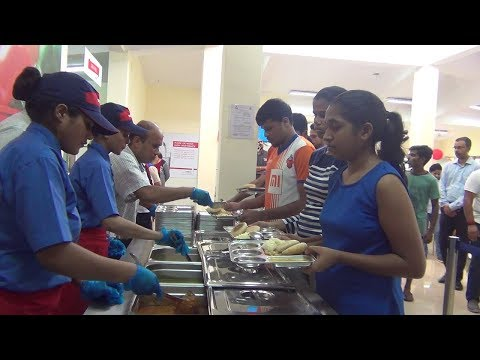 Nursing Institute Gets World Class Canteen By Sodexo
