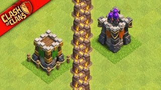 NOOB DOIN' WORK in Clash of Clans!
