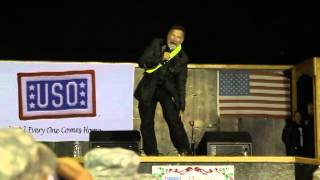 USO Baghdad 2010 Tour - 5 of 5 (Robin Williams)