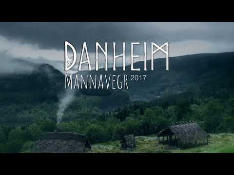 Danheim - Mannavegr (Full Album 2017) Viking Era & Viking Wa