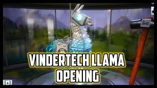 Legendary Vindertech llama Opening!!!!