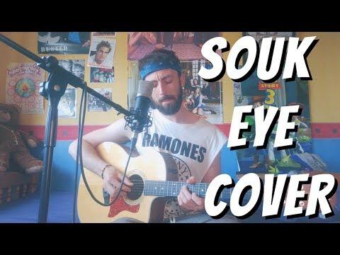 Gorillaz - Souk Eye - Cover