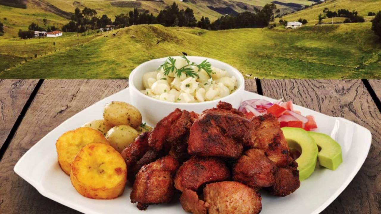 Top 9 comidas t picas de ecuador top ft youtube for Comida francesa platos tipicos
