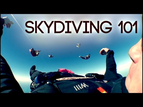 Skydiving Basics: from the Pre-jump to the Landing
