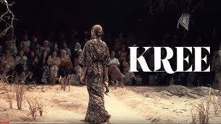 KREE - The Wanderer (Raya 2019 Fashion Show)