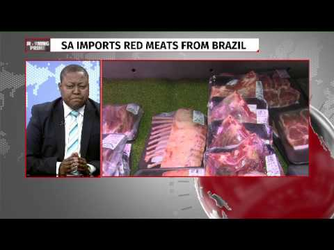 SA bans imports of Brazilian meat