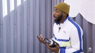MOBOT: Stephen tWitch Boss on why you should foam roll!