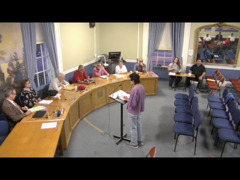 City of Plattsburgh, NY Meeting  8-31-17