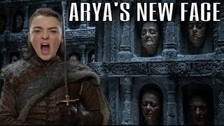 Arya Stark: Many-Faced Girl - Game of Thrones Season 7 (Spoilers)