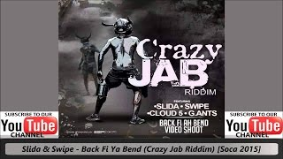 No Behaviour - (CRAZY JAB RIDDIM) BIGRED AND MELO FEAT KC AND SCOUT