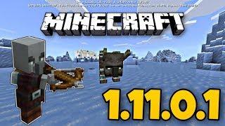 Minecraft PE 1.11.0.1 Beta APK Download ! (Minecraft PE 1.11.0.1 Beta APK)